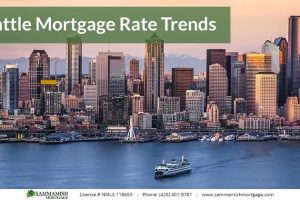 Seattle Mortgage Rates Keep Declining in 2021