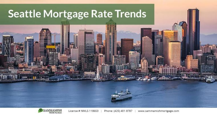 Seattle Mortgage Rate Trends