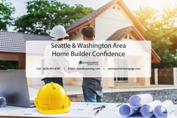Seattle Washington Area Home Builder Confidence