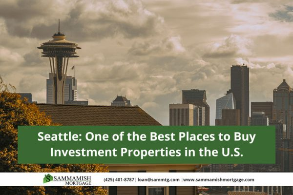 Seattle is One of the Best Places to Buy Investment Properties