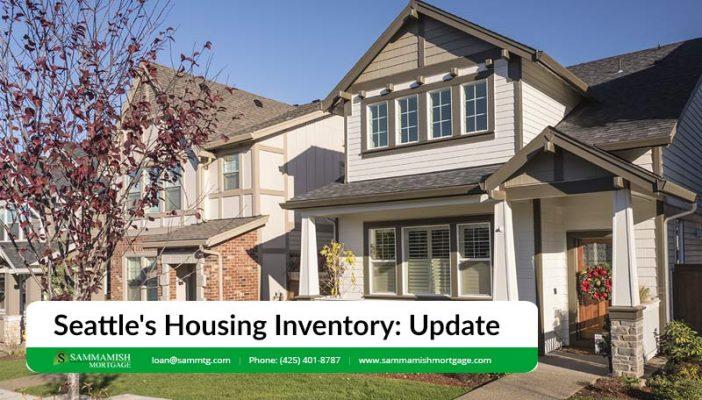 Seattles Housing Inventory