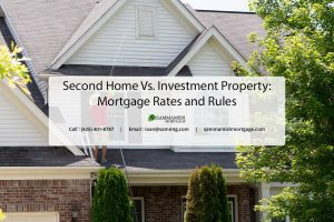 Second Home Versus Investment Property: Mortgage Rates and Rules