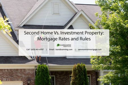 Second Home Versus Investment Property Mortgage Rates and Rules