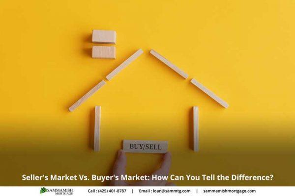 Seller Market vs Buyers Market
