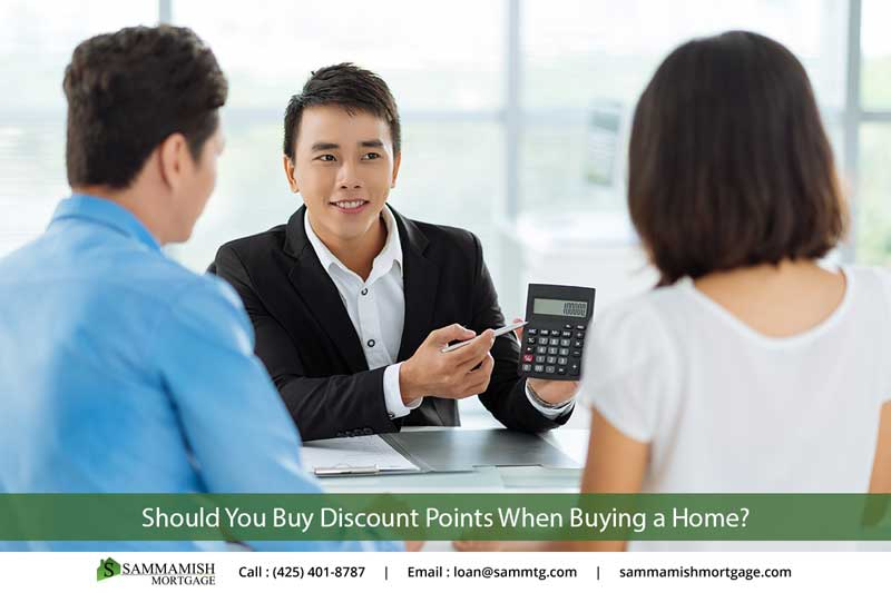 Should You Buy Discount Points When Buying A Home?