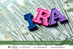 Can I Use My IRA To Fund The Down Payment On A House
