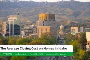 Homebuyer Average Closing Costs in Idaho in 2021