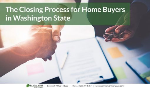 The Closing Process for Home Buyers in Washington State