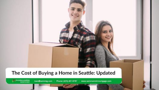 The Cost of Buying a Home in Seattle Updated for