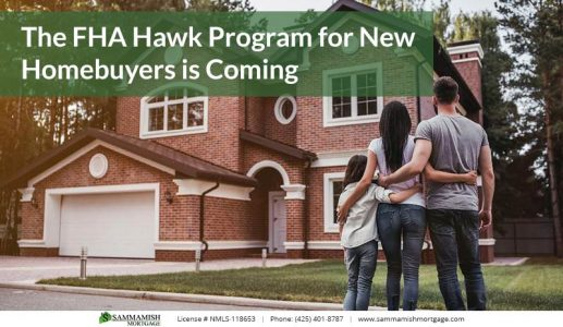 The FHA Hawk Program for New Homebuyers is Coming
