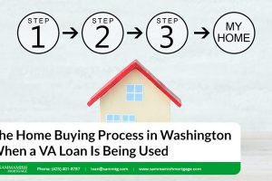 The Home Buying Process in Washington When a VA Loan Is Being Used