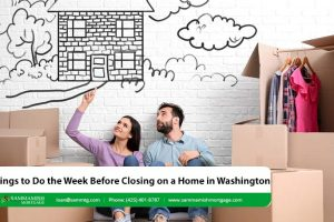 9 Things to Do the Week Before Closing on a Home in WA State