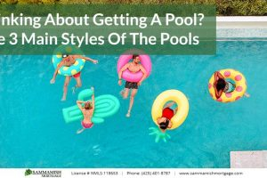 Thinking About Getting A Pool? The 3 Main Styles Of The Pools