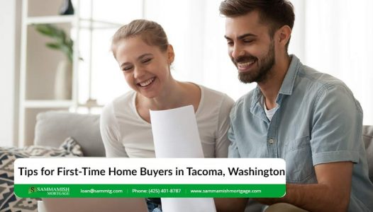 Tips for First Time Home Buyers in Tacoma Washington