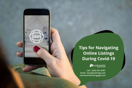 Tips for Navigating Online Listings During Covid