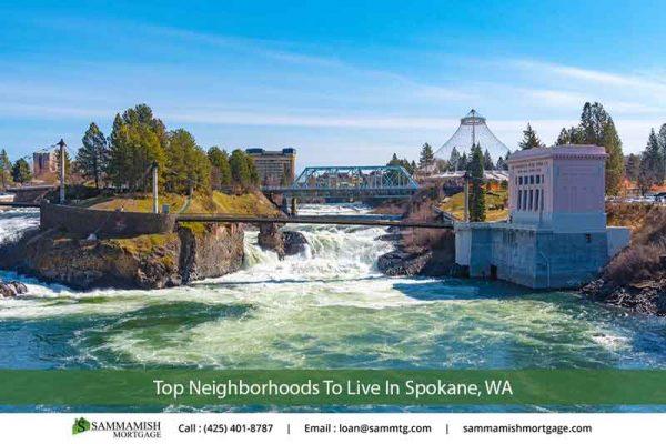 Top Neighborhoods To Live In Spokane WA