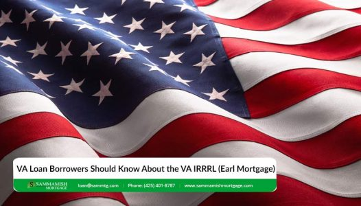 VA Loan Borrowers Should Know About the VA IRRRL Earl Mortgage