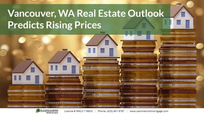 Vancouver WA Real Estate Outlook Predicts Rising Prices