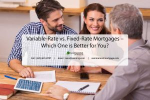 Variable-Rate Vs. Fixed-Rate Mortgages – Which One is Better for You?