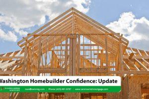 Washington Homebuilder Confidence Dips Despite Low Mortgage Rates