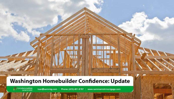 Washington Homebuilder Confidence