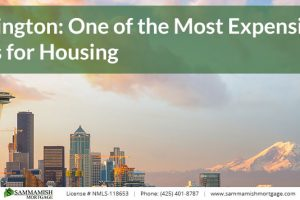 Washington: One of the Most Expensive States for Housing in 2021?