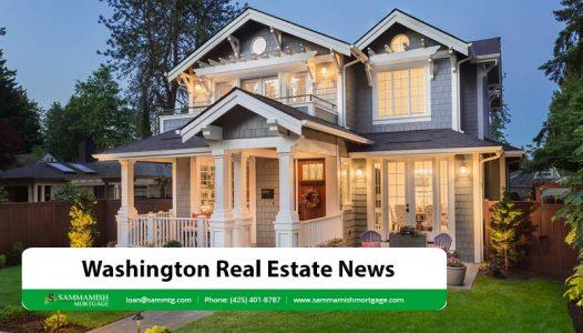 Washington Real Estate News