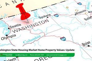 Washington State Housing Market Home Property Values 2021