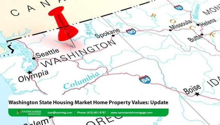 Washington State Housing Market Home Property Values