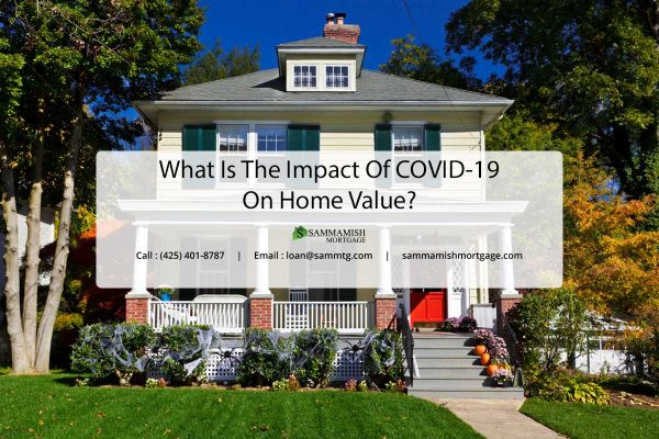 What Is The Impact Of COVID  On Home Value