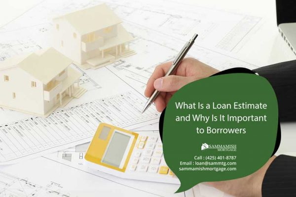 What is a Home Loan Estimate