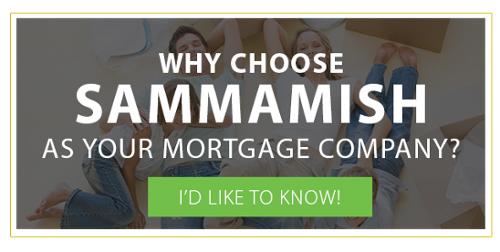Why Choose Sammamish Mortgage Company