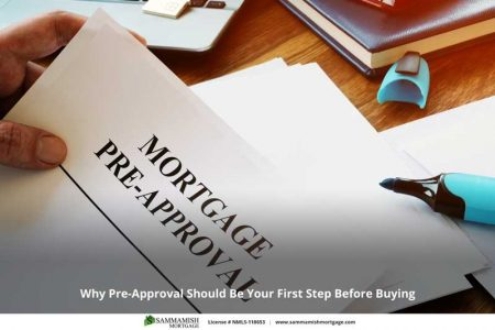 Why Pre Approval Should Be Your First Step Before Buying a home