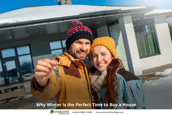 Why Winter Is the Perfect Time to Buy a House