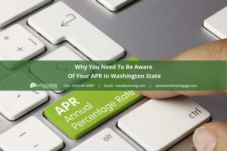 Why You Need To Be Aware Of Your APR In Washington State