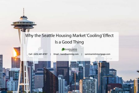 Why the Seattle Housing Market 'Cooling Effect Is a Good Thing