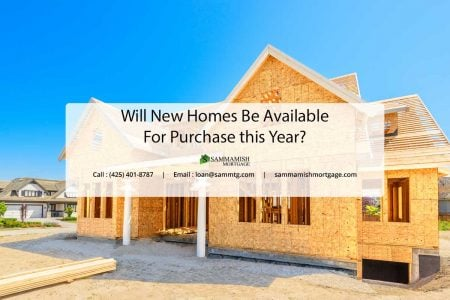 Will New Homes Be Available For Purchase this year