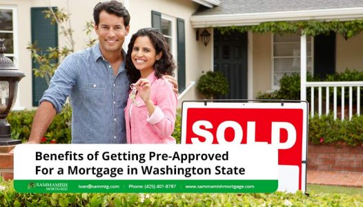 benefits of getting pre approved for first time homebuyers