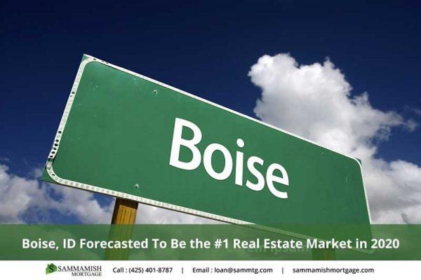 boise real estate market forecast