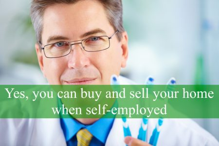 buy and sell self employed