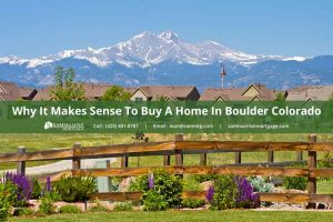 It's Better To Buy Than Rent In Boulder, Colorado