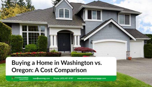 buying in WA vs OR in