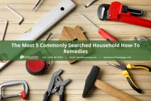 The Most 5 Commonly Searched Household How-To Remedies
