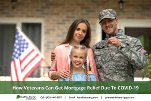 How Veterans Can Get Mortgage Relief Due To COVID-19 in WA, OR, ID and CO