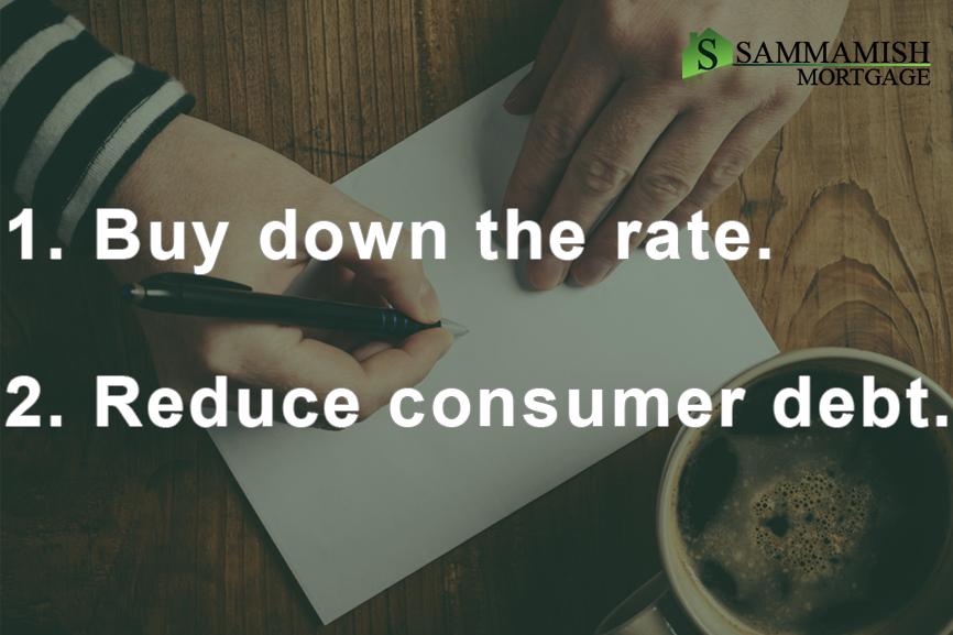 low income refinance checklist