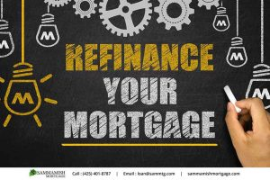 Low Interest Rates Lead to a Jump in Mortgage Refinancing in WA State