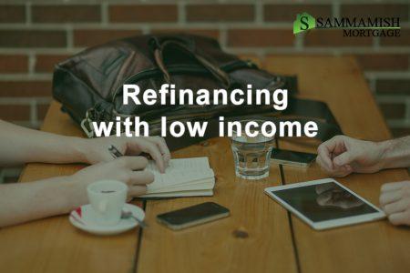 refinance low income
