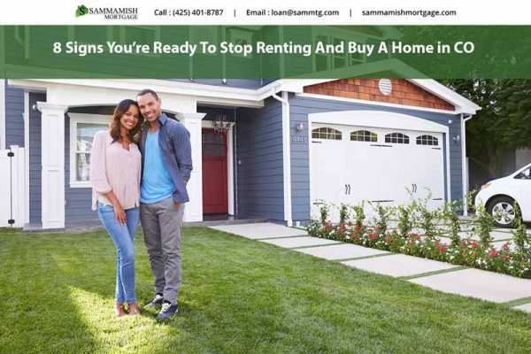 signs Youre Ready To Stop Renting And Buy A Home in CO