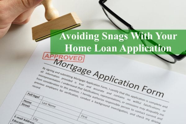 stockfresh  person hand with stamp and approved mark on mortgage application sizeM
