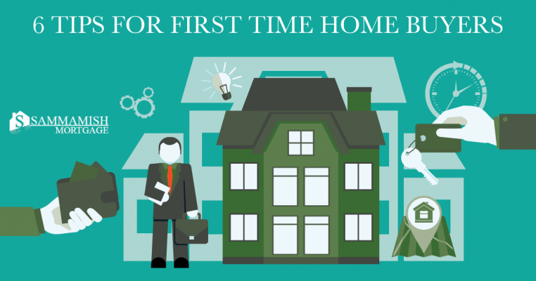 tips first time home buyers sammamish mortgage seattle wa